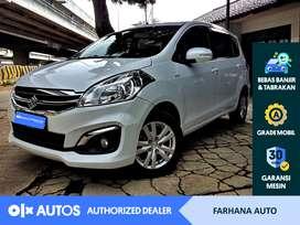 [OLX Autos] Suzuki Ertiga 2015 GX 1.5 Bensin M/T Putih #Farhana Auto