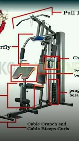 Perak sport homegym multifungsi