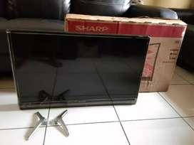 Led smart tv Sharp Aquos Model LC-32SA4500I