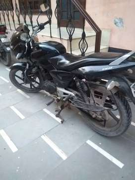 Bajaj Pulsar 150 Black 2010 model 2nd Wonner