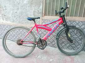 Caspian bicycle super speed 9 graries