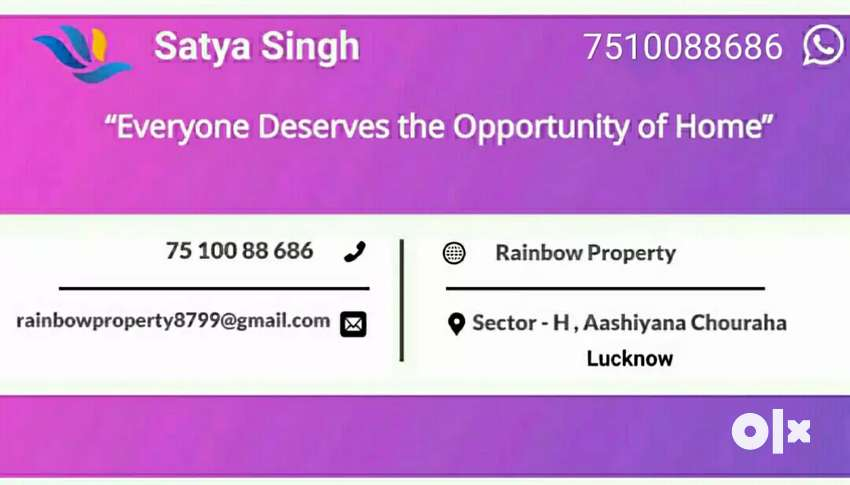 2 BHK Luxury House ground floor for Rent Sector ~ M , aashiana ... 0