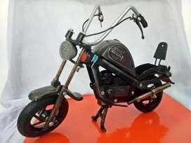 Miniatur Motor Harley Classic