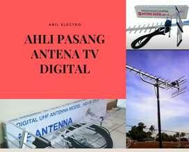 Siap Melayani Jasa Pasang Baru Antena TV Digital