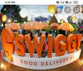 Urgent requirements for  swiggy