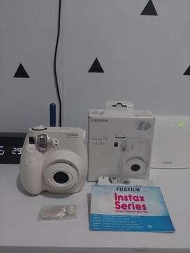 Instax mini 7s white