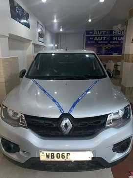 Renault Kwid 1.0 RXL, 2018, Petrol
