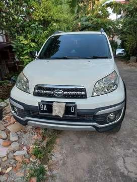 Dijual cepat Daihatsu terios tx adventure th 2015