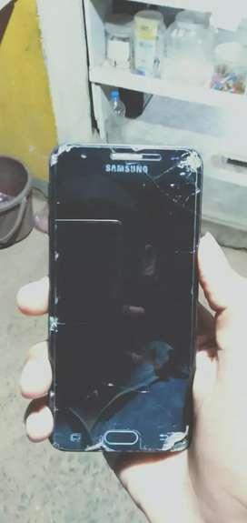 Samsung j5prime front fingerprint.3gb ram 32 rom.. only 2500