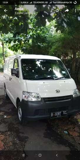 Sewa pick up & mobil box blind Van