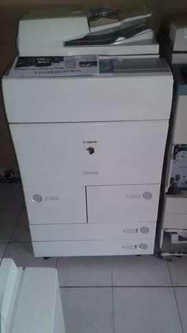 Jual mesin fotocopy ir 5050 /ir 6570 + paket komplit