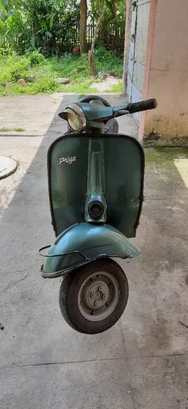Bajaj Priya  Petrol Scooter with all papers till Date