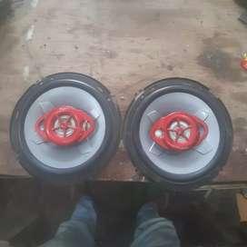 "Original sony 6"" speaker"