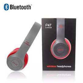 P47 wireless headphone Bluetooth
