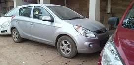 Hyundai I20 Asta 1.4 CRDI with AVN 6 Speed, 2012, Diesel