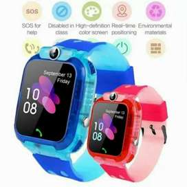 Smart Watch Kids S12S WATERPROFF - Jam Tangan GPS Anak