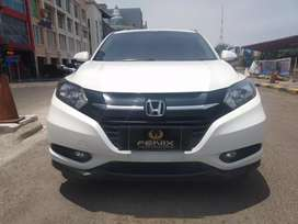 Honda HRV E CVT  At 2017 Putih
