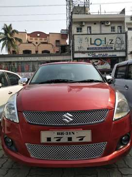 Maruti Suzuki Swift Windsong Limited edition VXI, 2014, Petrol