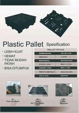 Pallet plastik jombang