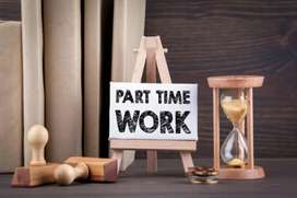 Staff required for office work