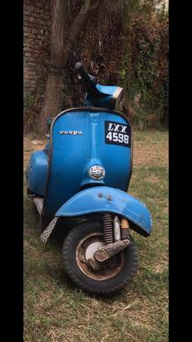 Vespa genuine 1977
