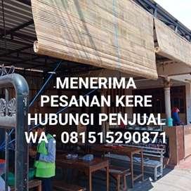 Tirai bambu APUS halus
