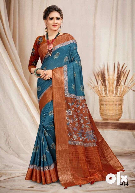 Beautifull cotton saree