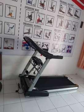 fitnes treadmill Elektrik 4 in 1 Fs i8 //Indo 3345