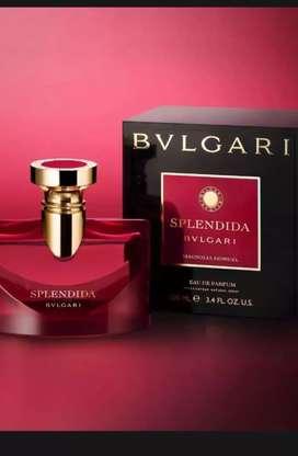 Parfum wanita Bulgari splendida