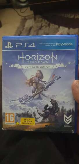 Horizon zero dawn complete edition dlc 10/10