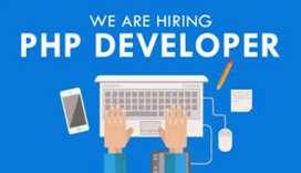 Require Php developer having good knowledge of Laravel & Codeignitor