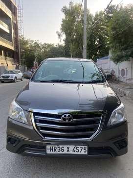 Toyota Innova 2012-2013 2.5 GX (Diesel) 7 Seater BS IV, 2013, Diesel