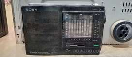 SONY. Radio ICF 7601L. 12 Bands