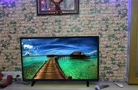 50 Inch Unbox Non Smart TV With Amazon Fire Stick