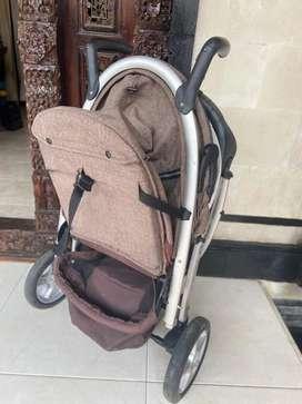 Baby stroller Trip