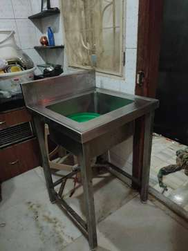 Movable sink