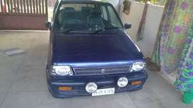 Maruti 800 lpg and petrol