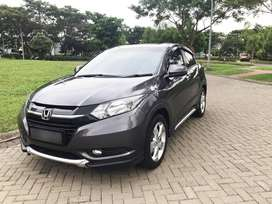 Honda HR-V E CVT 1.5 AT Grey 2016 TestDrive #dirumahaja