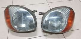 Santro Club Head Lights