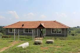 farm land with amenities