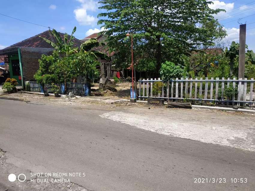 Tanah Cocok Untuk Gudang di Dekat Ringroad 1200m²