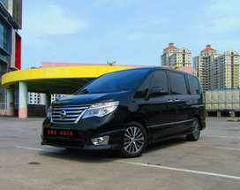 "Nissan Serena HWS AT 2015 Facelift TDP 8 TV Plafon 15"" Service Record"