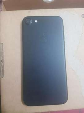 IPHONE 7 32 GB MINT CONDITION BILL AVAILABLE BUT BOX NOT AVAILABL