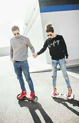Hoverboard Self balancing scooter Comes with