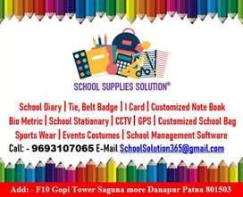 School Supplies Solution