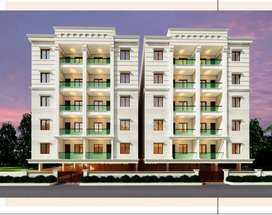 Independent 3bhk  flats for sale at seven tombs road Tolichowki