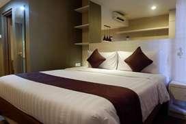 Apartment 1 BR Bulanan di Student Park Jogja Dekat UPN