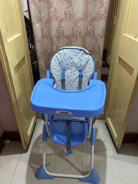 Baby food eating chair