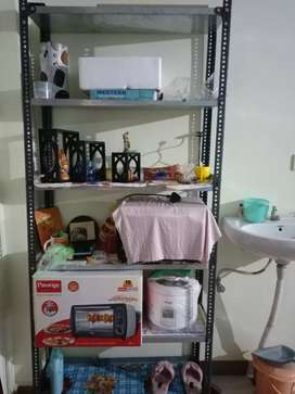 Selling one  iron rack
