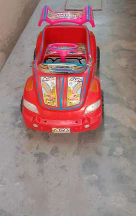 Kids Car With Pedal